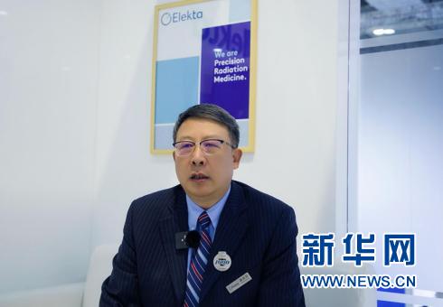 外企共话新格局|医科达中国区总裁龚安明:进博会向全球传递温情与经济发展的信心