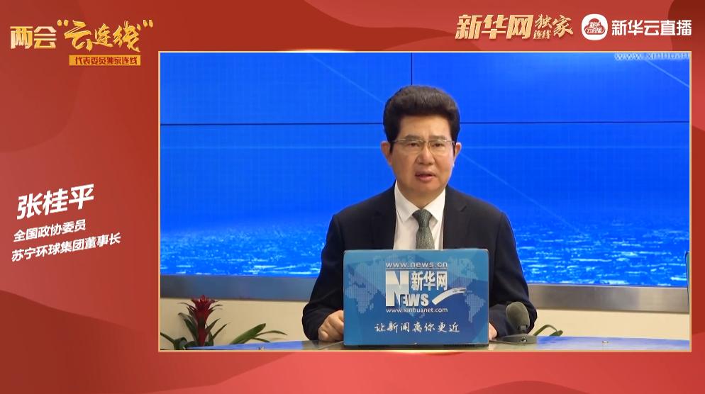张桂平:抢抓改革机遇 为经济社会发展新格局贡献民企力量