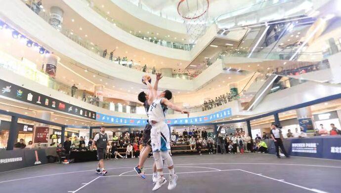 上海市青少年三对三超级篮球赛将于7月6日开赛