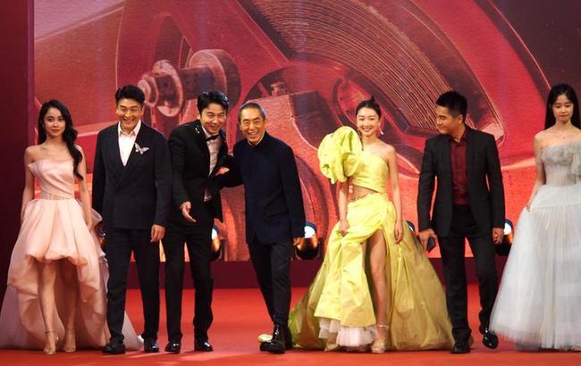 第24届上海国际电影节在沪开幕