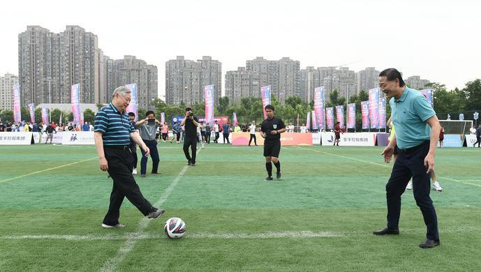 """""""戰FUN寶山"""" 滬上草根足球有活力、有晉級"""