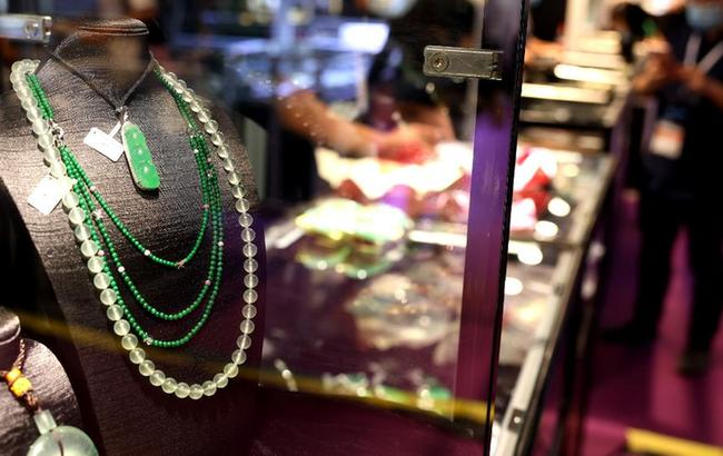 2021上海国际珠宝首饰展览会揭幕