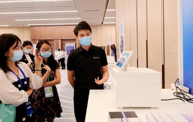 第四屆進博會部分展區展前供需對接會在上海舉行