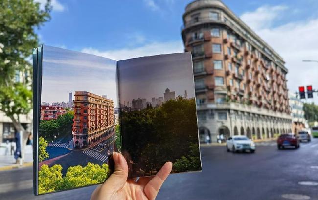 """跟着""""口袋书""""遇见上海美丽街区"""