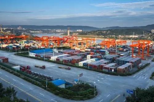 首批国际贸易分拨中心示范企业诞生