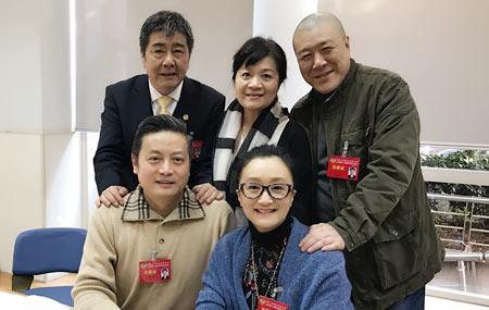王丽萍:激发基层活力 让市民成文化沙龙主角