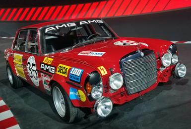梅赛德斯-AMG迎来50周年 多款全新AMG车型下半年上市