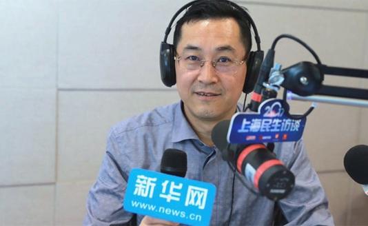 上海市水务局局长白廷辉:从水源头到龙头 确保市民用水全过程安全