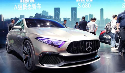 全都是重磅新车 2017年上海车展新车扫描