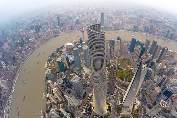 【迎接党代会】上海城市核心功能不断增强
