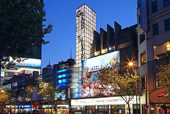 上海电影节来了,这5家有腔调的特色影院你去过吗?