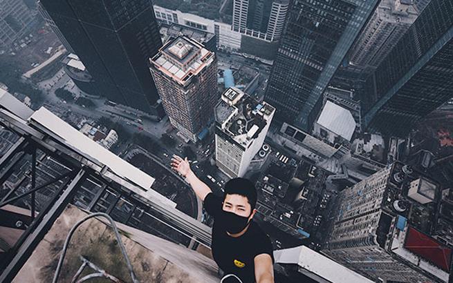 中国爬楼党:巅峰视角拍城市