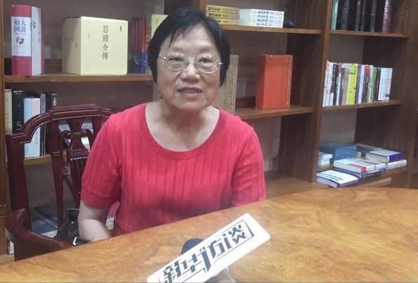 """梅汝璈之女梅小侃:""""东京审判未曾述说的故事"""""""