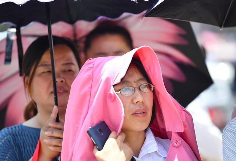 2017年中国高考:守候