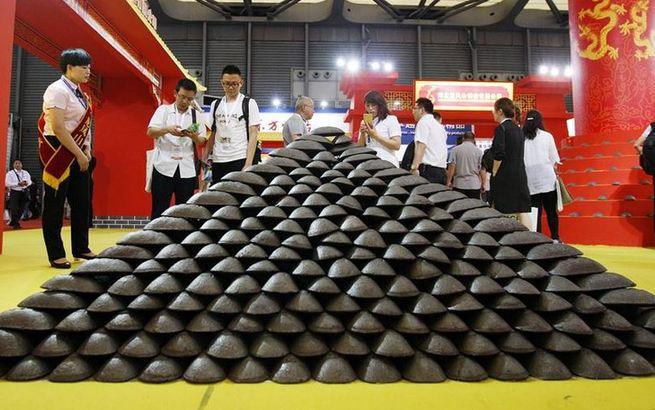 中国国际铸造博览会在上海举行