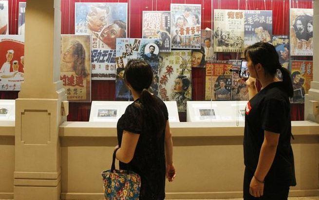 《过河看影戏——北四川路与中国电影发轫》特展在上海举行