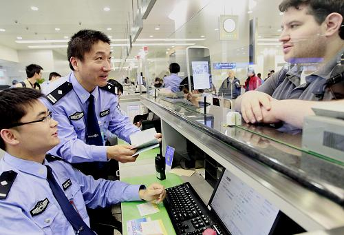 截至昨日 苏浙沪144小时过境免签超5万人次