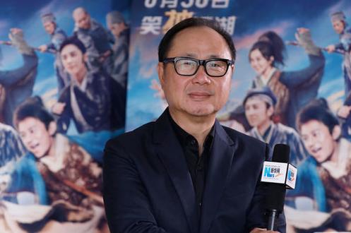 刘镇伟:面对资本电影人应该坚持创作理想