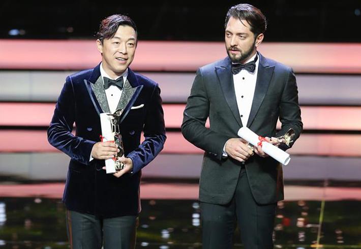 第20届上海国际电影节金爵奖颁奖典礼在沪举行