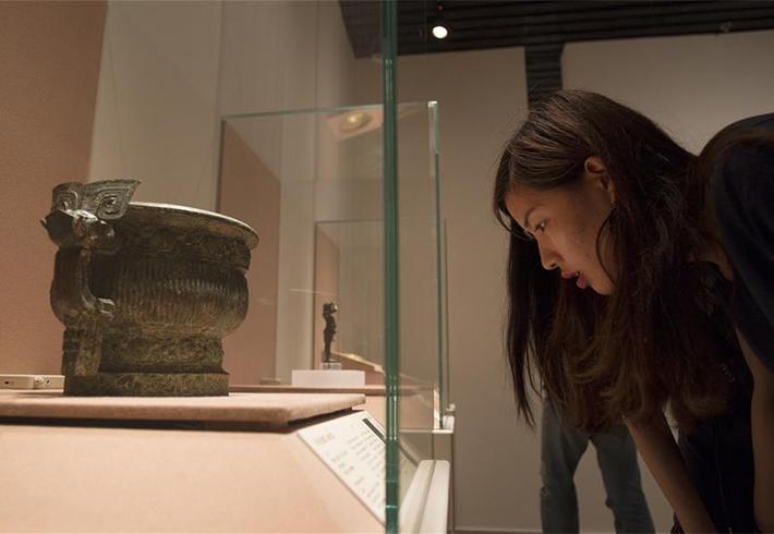 大英博物馆百物展在上海展出