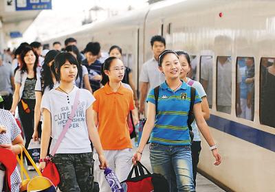 长三角铁路暑运预计发送旅客1.16亿人次