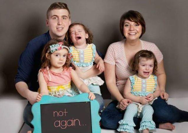 拍家庭照有孩子的出现才欢乐