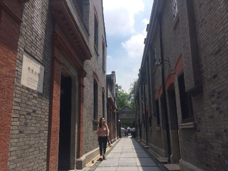 中共二大会址纪念馆新馆开幕 AR技术带您触摸历史