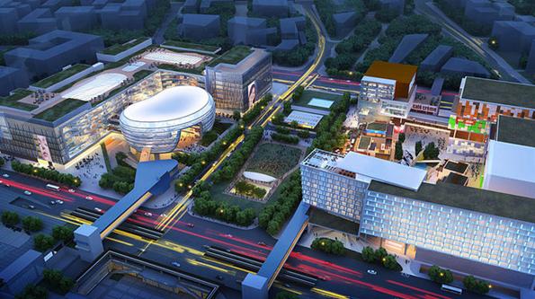 虹桥商务区规划建设3条轨道交通线路