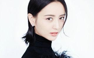 佟丽娅登时尚杂志封面 灵动梦幻魅惑十足