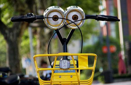 上海街頭12款共享單車實測大比拼 哪個是你的菜?