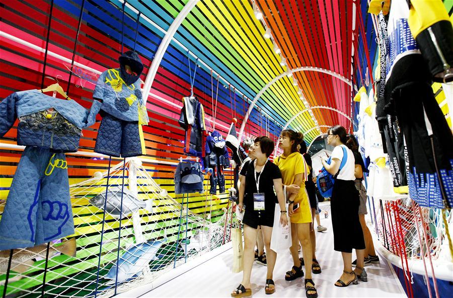 第17届CBME中国孕婴童展、童装展在上海举行