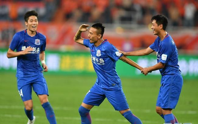 足协杯:山东鲁能不敌上海绿地申花