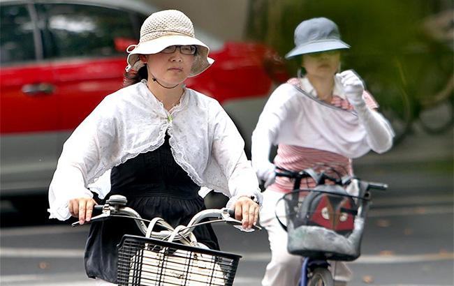 上海发布入夏首个高温红色预警