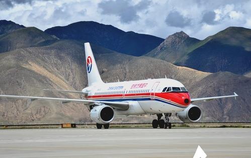 东航开通上海日喀则航线 每周四、周日各飞行一班