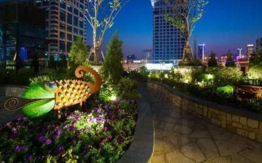 """寻绿上海:探访奇幻的""""屋顶花园"""""""