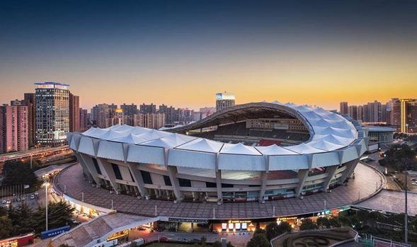 上港要有新主场啦!新的浦东专业足球场年底动工