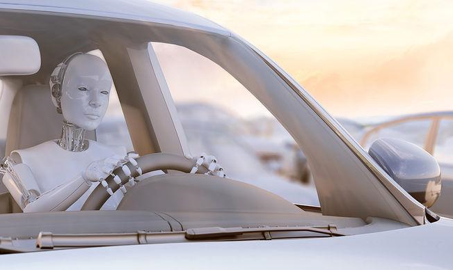 科博会来了!体验无人驾驶汽车 听院士谈人工智能