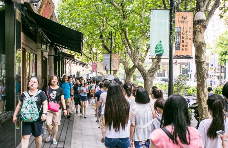 2017上海书展直击:双休日迎大客流