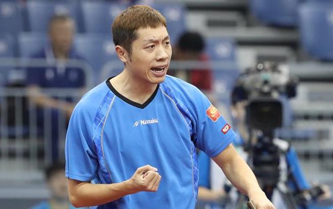乒乓球——上海队夺得男团冠军