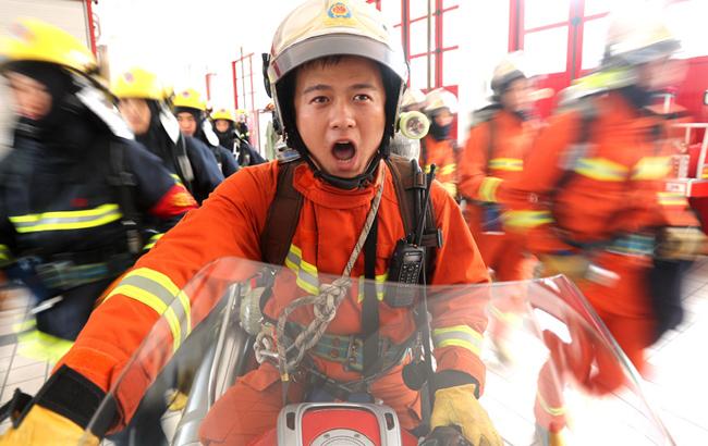上海消防 未雨绸缪
