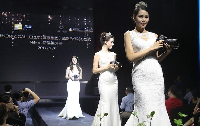 尼康与嘉豪集团在上海举行合作启动仪式