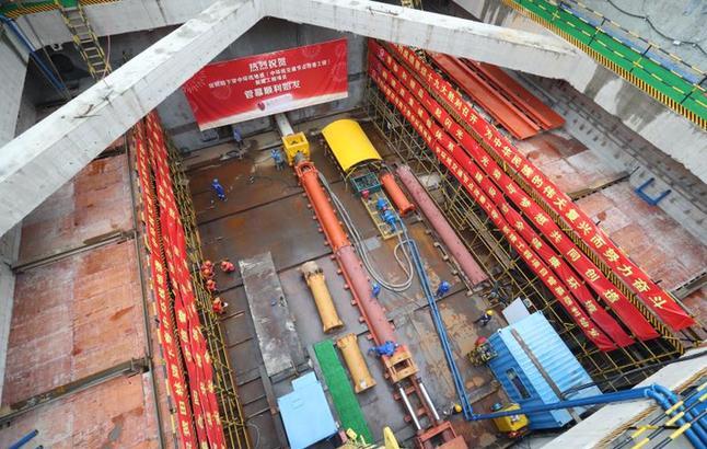 隧道股份市政集团:国家级工法助力断头路打通