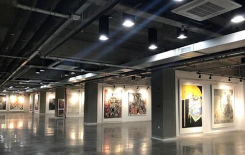 青浦區首家民營美術館將開館,十多位藝術家入駐
