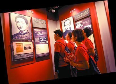 """感受上海光荣历史 """"红色一公里""""深度游首发"""