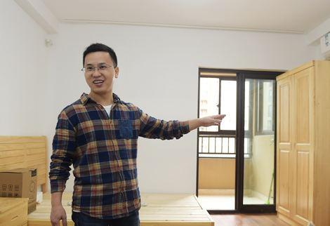 普陀首个自建内环内公租房推出 月租最低1500元