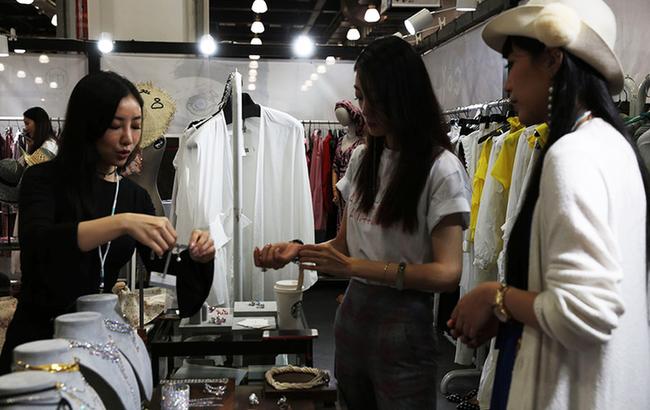 超600個時尚品牌亮相2018春夏MODE上海服裝服飾展