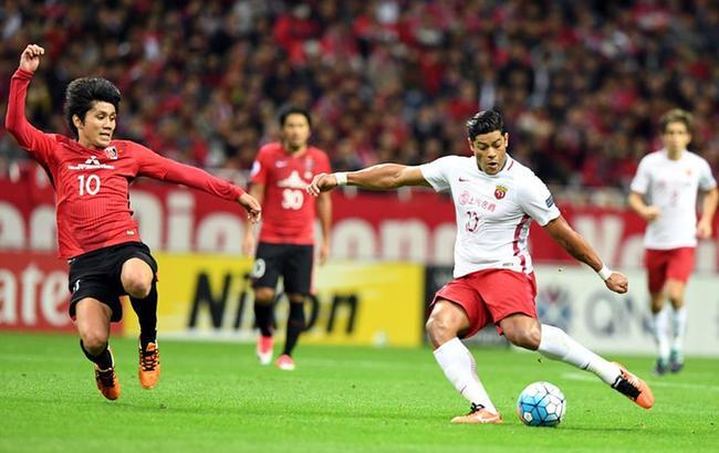 亞冠:上海上港無緣決賽