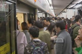 滬軌交9號線年內二次增能 早高峰列車數增加16部