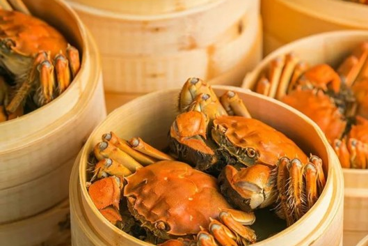 """吃蟹好去处 全上海的吃货们都期待的完美""""蟹""""逅"""