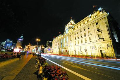 《上海市景观照明总体规划》发布